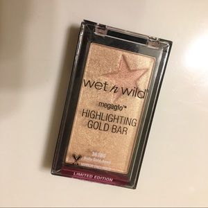RESERVED - WNW Gold Bar Highlighter